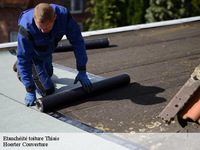 Etanchéité de toit à Thiais tél: 01.84.35.11.45